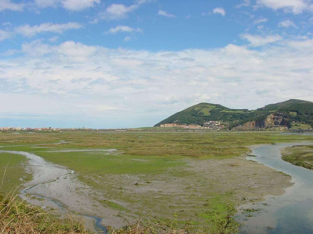 Santoñako padura, Joyelgo urmaela eta Isla (Trasmiera, Cantabria) irudia